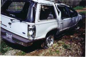 1- The Car